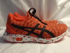ASICS HYPERGEL-KENZEN Cherry Tomato/Black Running Shoes T8FON-0690 SIZE 10.5 US
