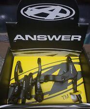 ANSWER BMX Pro V Brake Kit Black