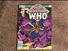 MARVEL PREMIERE DOCTOR WHO # 59  COMIC BOOK VF/NM