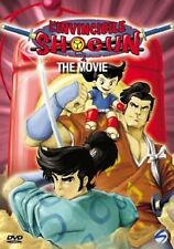 L'INVINCIBILE SHOGUN  DVD ANIME