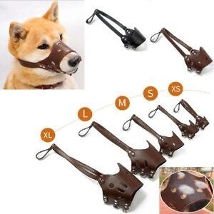 Adjustable Breathable Safety Dog Muzzles Anti-Biting Anti-Barking Anti-Chewing U