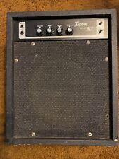 Vintage Kustom V Lead guitar amplifier 1 12 combo Model V L Solid State