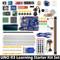 Beste Lern Starter Kit für Arduino UNO R3 Mikrocontroller Kompassverarbeitung