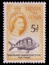 Tristan da Cunha Fish Stamps