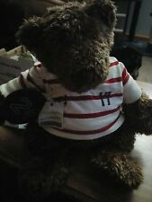 Roscoe The Rugby Bear American Eagle