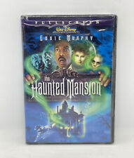The Haunted Mansion (Dvd, 2004, Full Screen Edition)(Brand New)(Sealed)