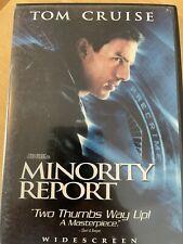 Minority Report Dvd, 2002, 2-Disc Set, Excellent Condition!
