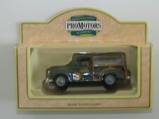 Lledo Promotional 1960 Morris Minor Traveller FROME SCOUTS model car boxed /L15