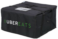 Uber Eats Jumbo pizza delivery bag, Jumbo Pizza Carrier, foam padded interior