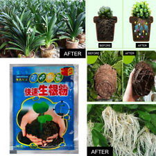 10 pcs Garden Take Rooting Hormone Powder Simple Root Fast Growth Plants Grow