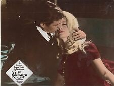 Ruhekissen (Kinofoto '62) - Brigitte Bardot / Robert Hossein