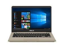 "ASUS VivoBook K410UA 14"" (256GB,Core i5 8th Gen.,3.4GHz,8GB) Laptop - Gold - K410UAEB151R"