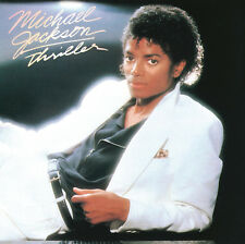 Thriller - Michael Jackson (Album) [CD]