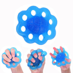 Hand Palm Relief Squeeze Grip Ball Recovery Training Hand Grip Finger Exerciser_