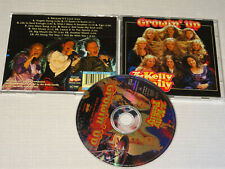THE KELLY FAMILY - GROWIN' UP / ALBUM-CD 1997 (MINT-)