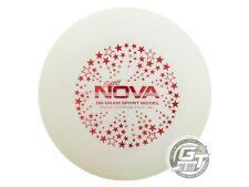Innova 180g LE GLOW SUPER NOVA Ultimate Frisbee Disc - STAMP COLORS VARY