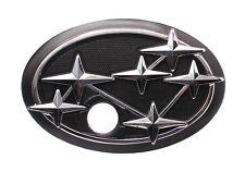 SUBARU Key Hole Emblem OEM oval logo badge trunk lock 793011322 793011600
