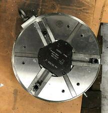 Smw Pneumatic Air Chuck Autoblok N 12 350mm 315 Pbdi 3 14 3 Jaw