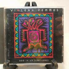 Violent Femmes : Add It Up (1981-1993) CD