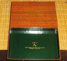 Colt ACE,Combat Commander,Super 38, Gov. Model Vintage Colt Box & Manual 1955-64