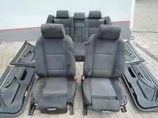 SITZAUSSTATTUNG Original + BMW 5er E39 Limousine + Sportsitze Alcantara M-Paket