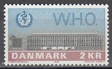 Dänemark / Danmark Nr. 531** Einweihung WHO-Gebäude