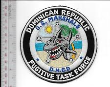 US Marshal Service USMS Dominican Republic Fugitive Task Force Service Vel hooks