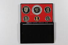 1979 Proof Set -6 US Coins Kennedy Washington Roosevelt Jefferson Lincoln Susan