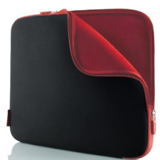 "New Belkin Neoprene Sleeve Case for 14"" Notebooks - Black(Jet/Cabernet)35 x 28cm"