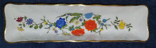 Vintage Aynsley England Famille Rose Mint Tray