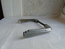 French 1 of aluminum door handle classic style vintage c.1940