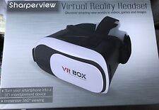 Supersonic Virtual Reality Headset SV-839VR NEW IN BOX
