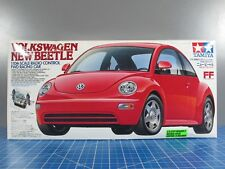 New Rare Tamiya R/C 1/10 Volkswagen Beetle FWD FF01 Chassis Kit # 58217