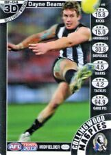 TEAMCOACH 2013 3D BEST AND FAIREST DAYNE BEAMS COLLINGWOOD