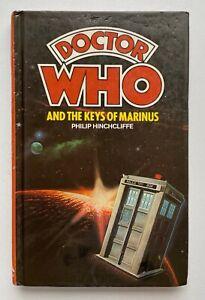Doctor Who and the Keys of Marinus - Hardback Harcover EX-LIB Philip Hinchcliffe