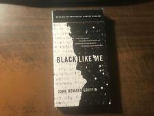 Black Like Me by John Howard Griffin Paperback 1989