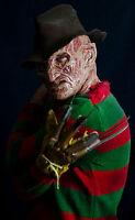 Freddy Krueger nightmare on elm street Fedora not mask sweater glove