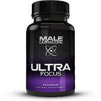 Ultra Focus: Nootropic Supplement and Brain Booster to Support Memory Recall