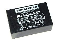 Schaffner FN 402-6,5-02 Power Line Filter Module