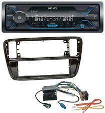 Sony USB MP3 Bluetooth DAB Autoradio für VW Up (AA, AAN, 2011-2016)