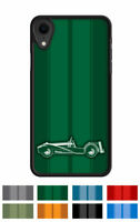 "Lotus Seven 7 The Prisoner ""Stripes"" Cell Phone Case iPhone and Samsung Galaxy"