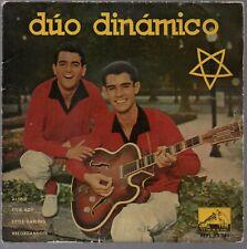 "Duo Dinamico Recordandote EP 7"" Single 1959"