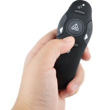 Hot 2.4GHz Wireless Presenter USB Remote Control Presentation Mouse Laser AU