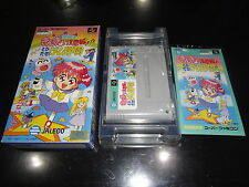 Kingyo Chuihou ! Tobidase ! Game Tengoku Nintendo Super Famicom Japan