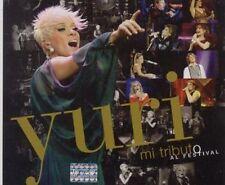 Zona Preferente: Mi Tributo Al Festival by Yuri (CD, 2012, 2 Discs)