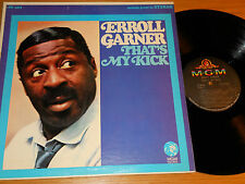LOT of 2 JAZZ LPs - EARL GARNER - MGM E-4335 and SE-4463