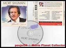 "MORT SHUMAN ""Master Serie Vol.1"" (CD) 16 Titres 1998"