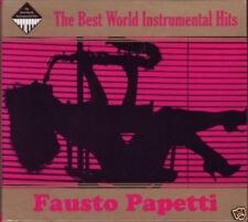 Fausto Papetti - The Best World Instrumental Hits (2CDDigi-Pac