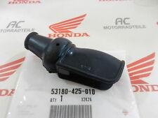 Honda CB 125 tt levier couverture en caoutchouc levier d'embrayage caoutchouc original NEUF