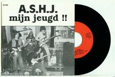 A.S.H.J. - DUTCH 70s HEAVY FUZZ GARAGE PYSCH Pre PUNK 45 (RARE PRIVATE RELEASE)